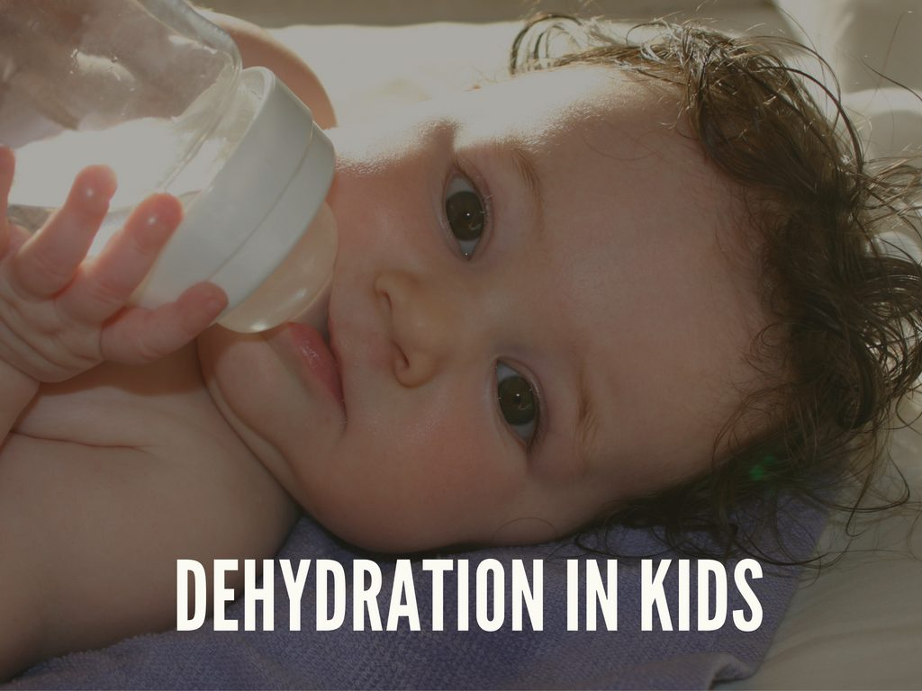 dehydration-in-kids